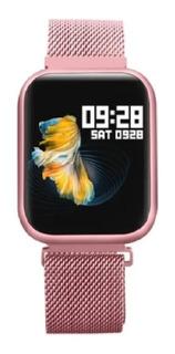 Relógio Bluetooth Smart Watch P70 Androi Ios LG Samsung Sony