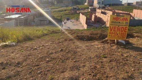 Terreno À Venda, 175 M² Por R$ 140.000,00 - Jardim Dos Abreus - Caieiras/sp - Te0415