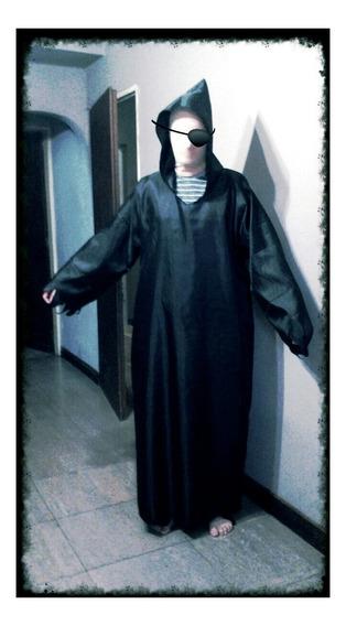 Disfrázterror Parka Muerte Scream Halloween Túnica Capucha