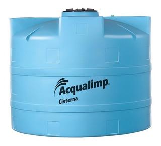 Cisterna Em Polietileno 5000 Litros Azul