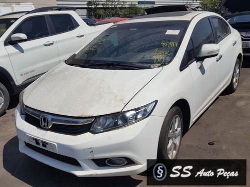 Suacata Honda Civic 2012 - Somente Retirar Peças