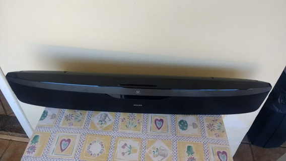 Sound Bar Philips Modelo Hts7140 Com Blu-ray