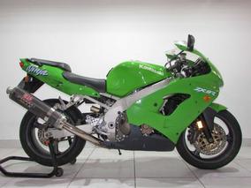 Kawasaki Zx-9r - 1999 Verde