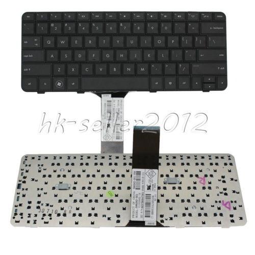 For HP Pavilion DV3-4000 DV3-404X Series US Keyboard Black 582373-001