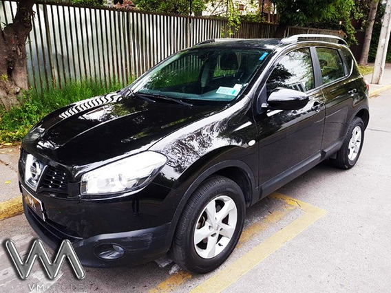 Nissan Qashqai Sense 2.0 Mt 4x2 Año 2013