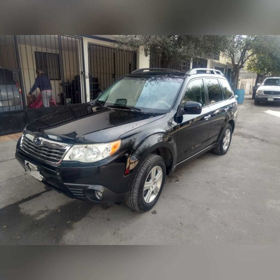 Subaru Forester Xs Qc Cd R Vud At 2009