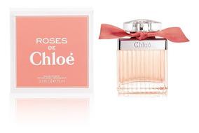 Decant Amostra Do Perfume Feminino Chloé Roses De Chloé 2ml