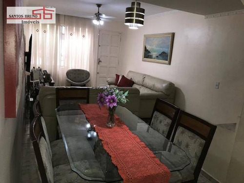 Imagem 1 de 24 de Sobrado À Venda, 120 M² Por R$ 515.000,00 - Limão (zona Norte) - São Paulo/sp - So0950