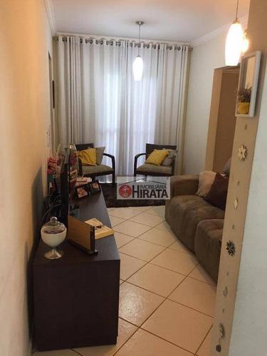Apartamento Com 3 Dormitórios À Venda, 50 M² Por R$ 259.990 - Jardim Pacaembu - Valinhos/sp - Ap2165