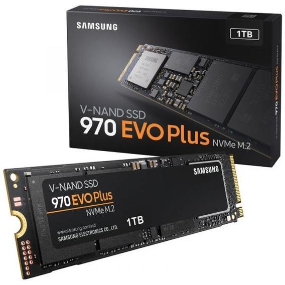 Ssd Samsung 1tb 970 Evo Plus Nvme M.2 Modelo 2019 Promoção!