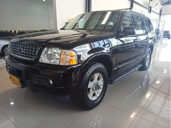 Ford Explorer Limited 4x4 2004