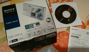 Câmera Digital Sony Cyber-shot Dsc 510 - 12.1 Mega Pixels