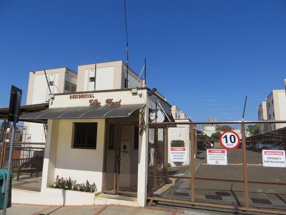Apartamento Com 2 Dormitórios Para Alugar, 64 M² Por R$ 750,00/mês - Jardim Elite - Piracicaba/sp - Ap2499