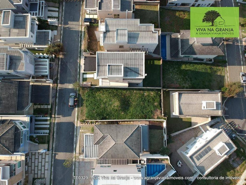 Oportunidade Terreno À Venda, 250 M² Por R$ 290.000 - Granja Viana - Cotia/sp - Te0329