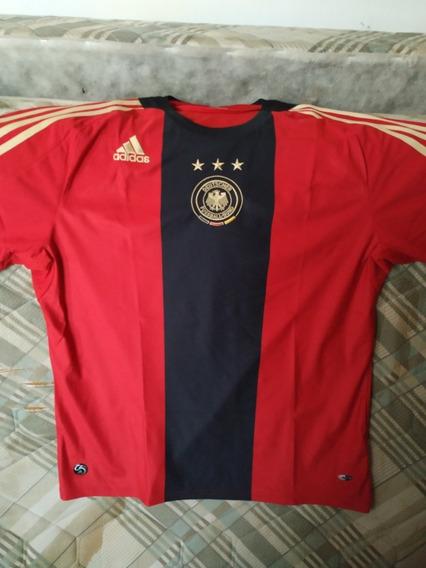 Camiseta Suplente Alemania