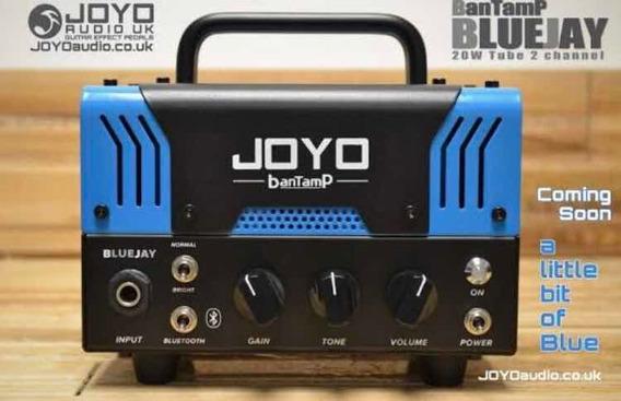 Mini Head Amplificador Joyo Bluejay 20w Bluetooth = Fender