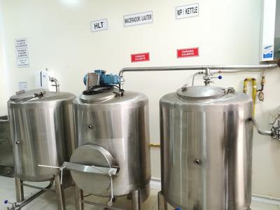Plantas Equipos Asesoría; Elaboración De Cerveza Artesanal
