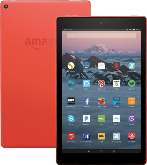 Tablet Amazon Fire Hd10 32gb Alexa 2gb Ram 10 + Nfe