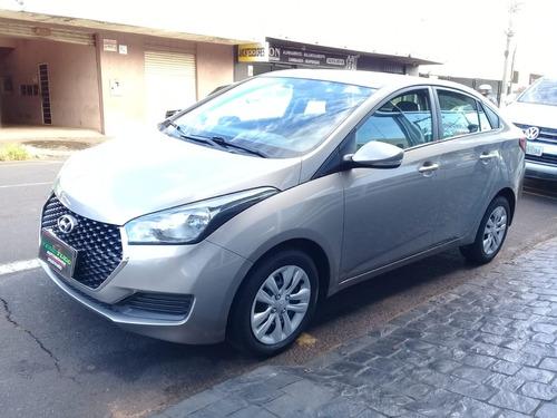 Hyundai Hb20s Comfort Plus 1.0 Cinza 2019