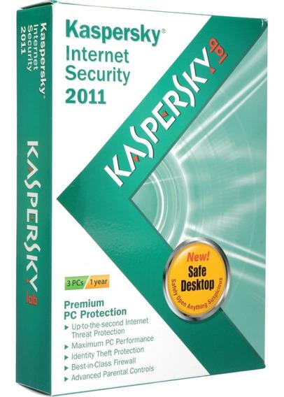 Kaspersky Total Security - 3 Dispositivos