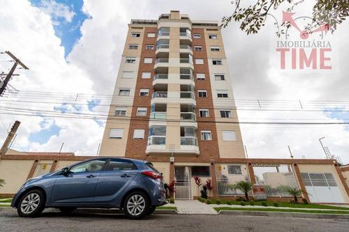 Apartamento Com 3 Dormitórios À Venda, 3 Vagas Por R$ 699.999 - Bacacheri - Curitiba/pr - Ap1118