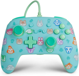 ..:: Control Pro Alambrico ::.. Switch Animal Crossing