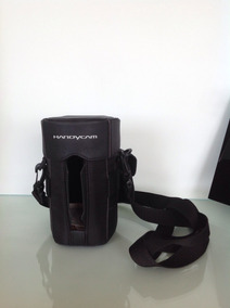 Bolsa Sony Lcs-src Estojo Para Hdd Handycam Filmadoras