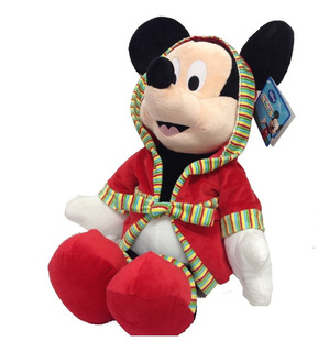 Mickey Peluche Con Bata 60 Cm