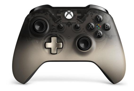 Controle Xbox One Phanton Black Sem Fio