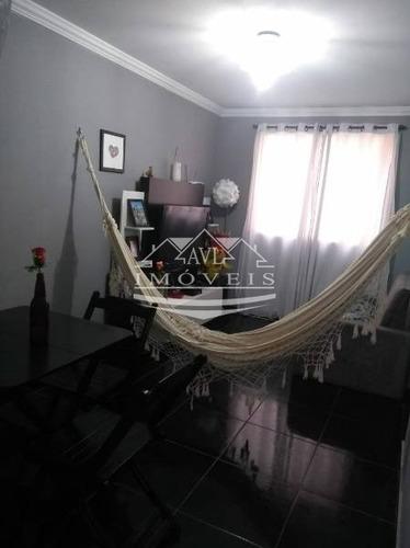 Apartamento Em Condomínio Padrão Para Venda No Bairro Vila Talarico, 2 Dorm, 0 Suíte, 0 Vagas, 47 M - 200