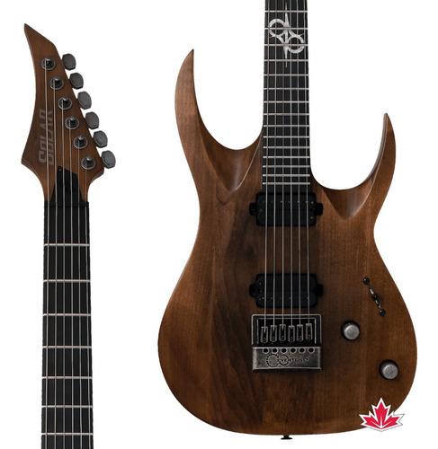 Imagem 1 de 9 de Guitarra 6 Cordas Solar Aged Distressed A1.6dltd C/ Bag