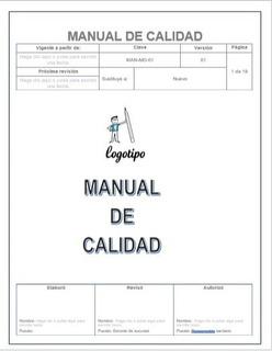 Pnos Para Almacén De Medicamentos Y Manual De Calidad