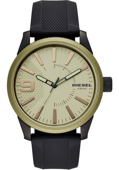 Relogio Masculino Diesel Rasp Bicolor Dz1875 - Frete Gratis