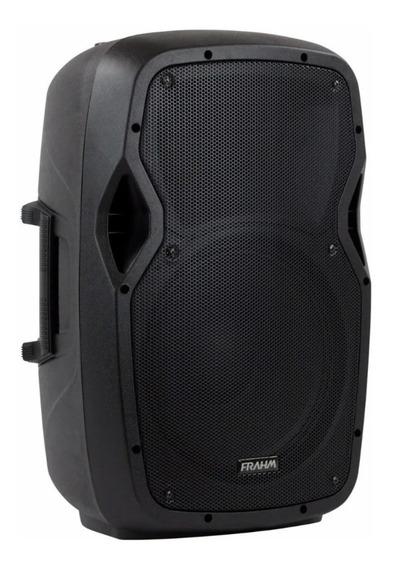 Caixa De Som Ativa Frahm Gr15a Bt Bluetooth 350 Wrms