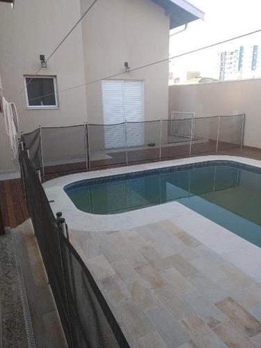 Imagem 1 de 22 de Casa Com 3 Dormitórios À Venda, 228 M² Por R$ 850.000,00 - Condomínio Residencial Village Di Fiori - Valinhos/sp - Ca0330