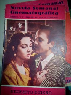 C6 Novela Semanal Cinematografica # 604 Necesito Dinero