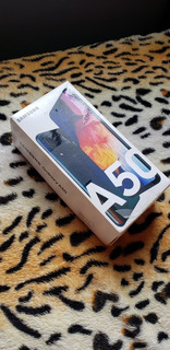 Caixa Vazia Original Do Samsung A50