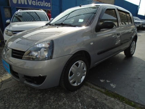 Renault Clio Campus 1.0 16v Hi-flex, Ejf3483