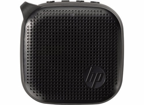 Caixa De Som Mini Speaker 300 Bluetooth Hp - X0n11aa - Preta