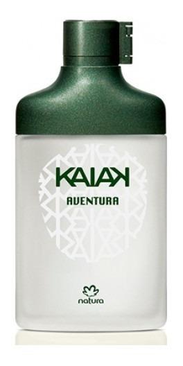 Kit Com 2 Colônia Kaiak Aventura Natura 100ml
