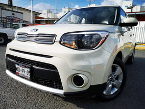 Kia Soul 1.6 Lx At 2018 Autos Puebla