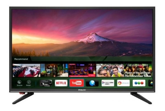 Smart Tv Led Philco 43 Pld43fs9a Full Hd Netflix 6115