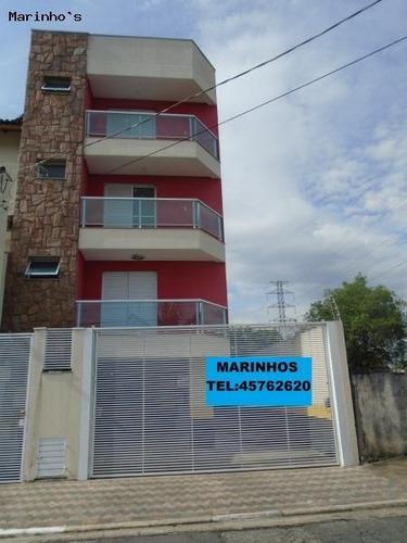 Apartamento Para Venda Em Mauá, Jardim Haydee, 2 Dormitórios, 1 Suíte, 1 Banheiro, 1 Vaga - 42_1-1389045