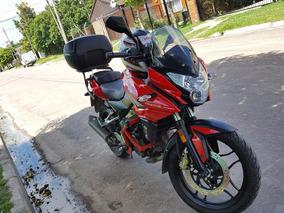 Bajaj Rouser 200 As