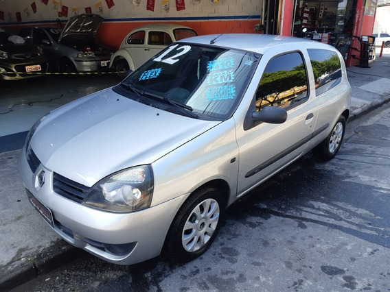 Renault Clio 2012 !!! Motor 1.0 Flex !!! Abaixo Da Fipe !!!