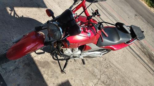 Imagem 1 de 7 de Moto Fazer 250cc