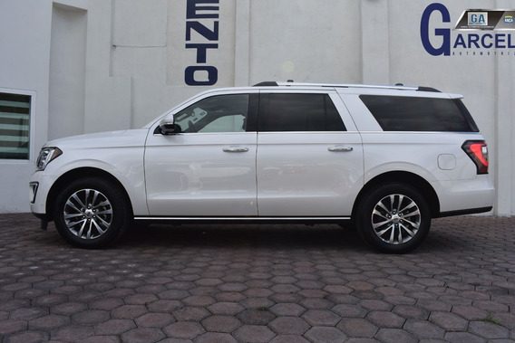 Ford Expedition Limited Max 3.5l Ecoboost