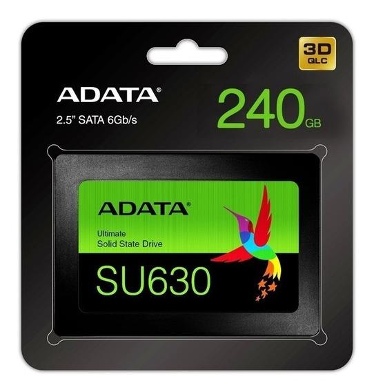 *disco Solido Adata 240gb Su630