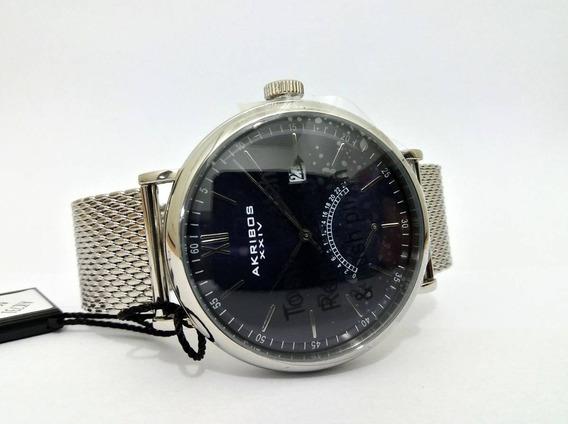 Relógio Akribos Xxiv Retrograde 46mm Quartz