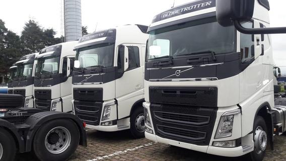 Volvo Fh 460 6x2 2018 $359990,00 Somente A Vista 10 Unidades